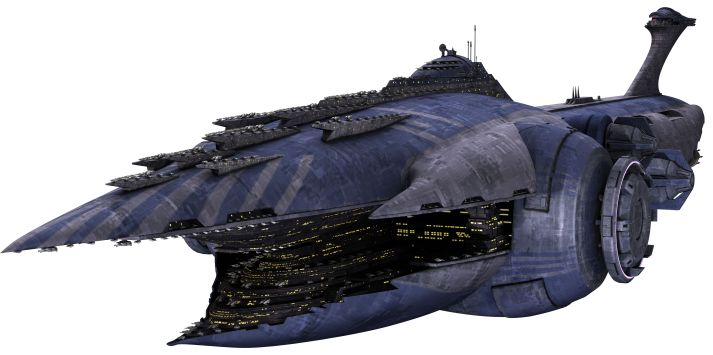 Subjugator-class heavy cruiser (The Malevolence)