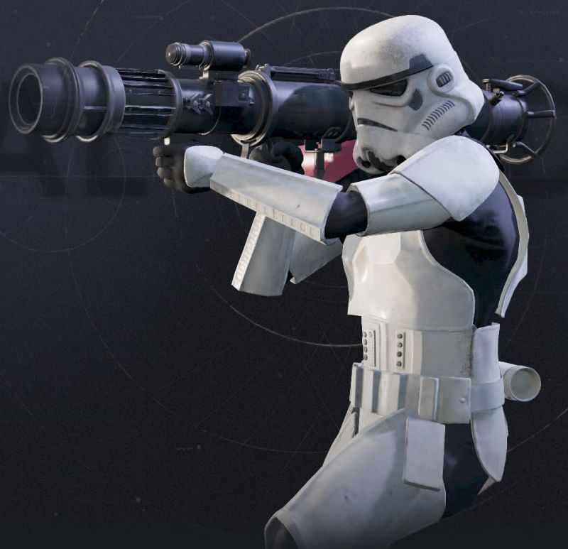Rocket Stormtrooper (Specialized stormtroopers)