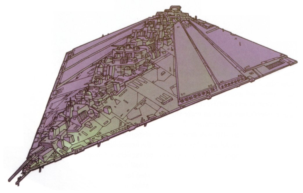 Kuat Drive Yards Pellaeon-class Star Destroyer