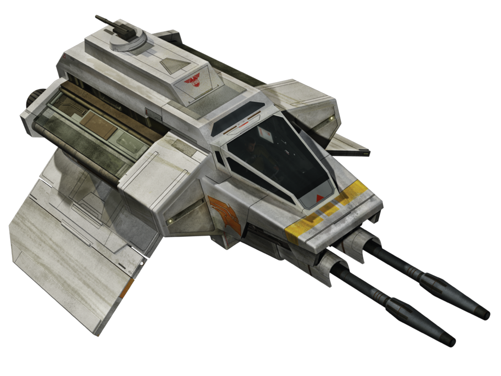 Corellian Engineering Corporation VCX-series auxiliary starfighter