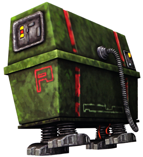Industrial Automaton PLNK-series power droid