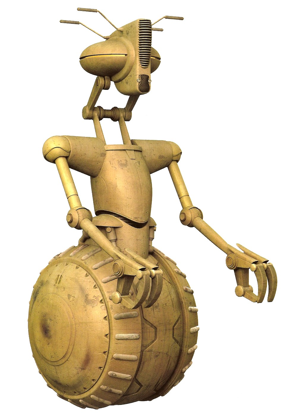 Serv-O-Droid, Inc. RIC-series general labor droid