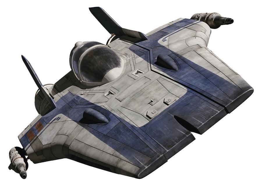Kuat Systems Engineering RZ-2 A-wing interceptor