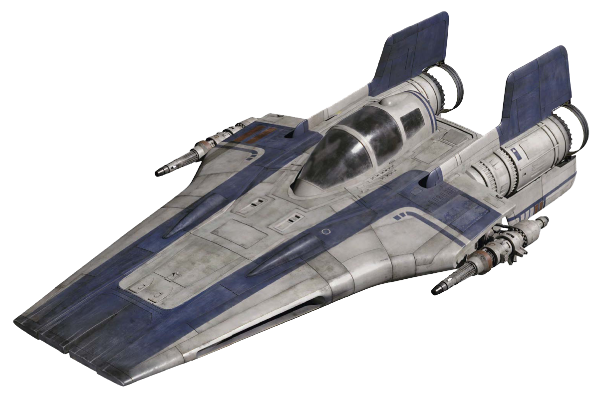 Resistance A-Wing (Kuat Engineering Systems RZ-2 A-Wing)