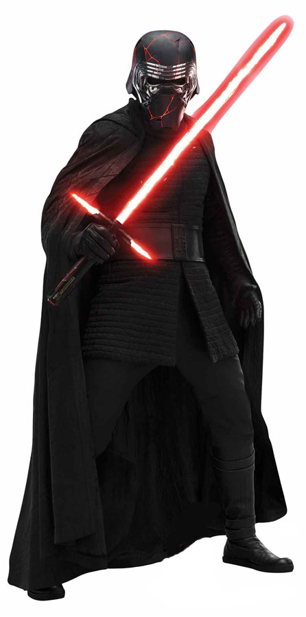 Kylo Ren / Ben Solo (as of Rise of Skywalker)