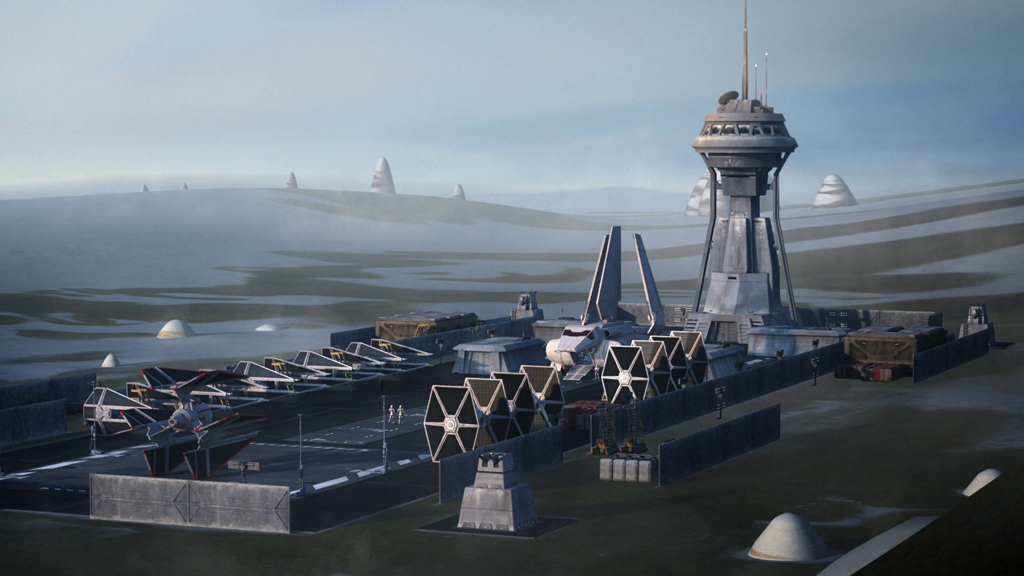 Imperial airfield