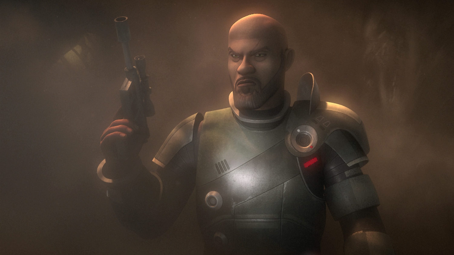 Saw Gerrera (as of Rebels)