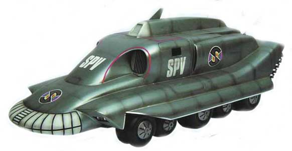S.P.V (Spectrum Pursuit Vehicle)