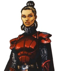 Sigel Dare (Human Imperial Knight)