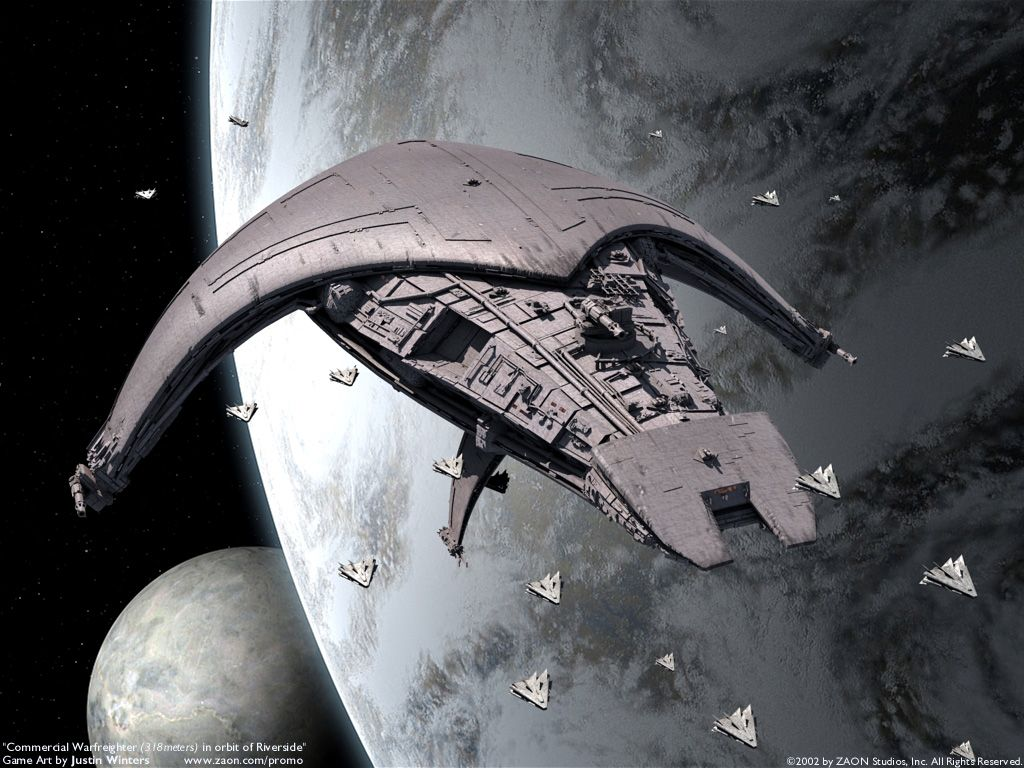 Kinakil Collective Assemblies Skirmisher-class Assault Ship