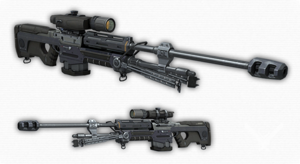 SRS99 AM Sniper Rifle