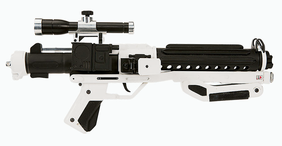 Sonn-Blas Corporation F-11D blaster rifle