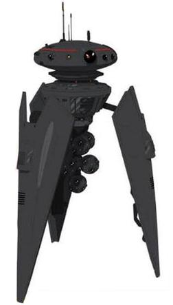 Arakyd-Harch Technologies Spider Probe Droid
