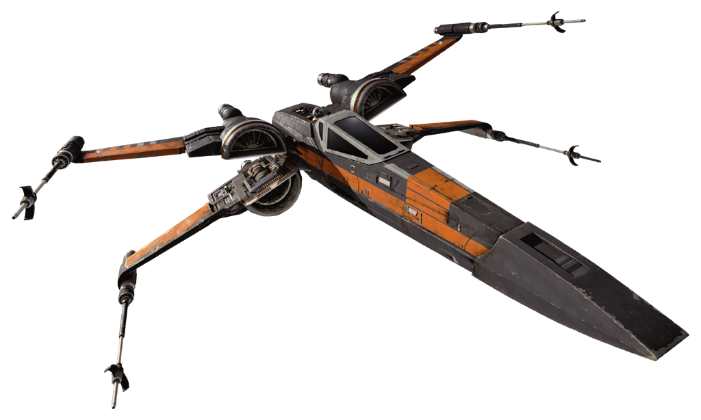 Incom-FreiTek T-70 X-wing fighter