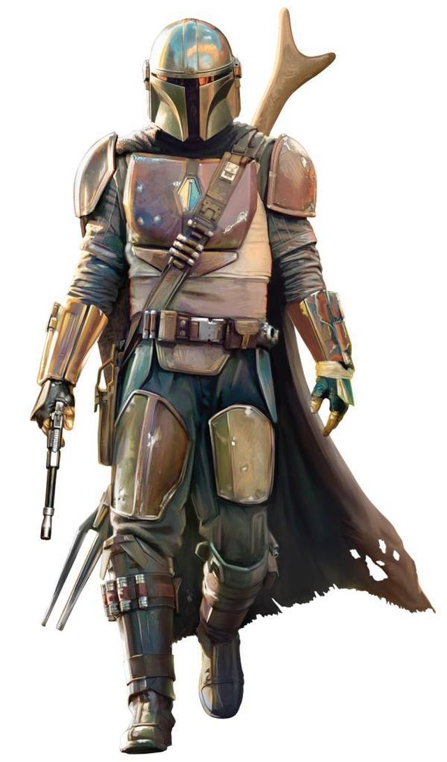 Din Djarin (The Mandalorian)