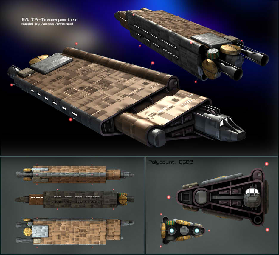 Earth Alliance TA-150 transport