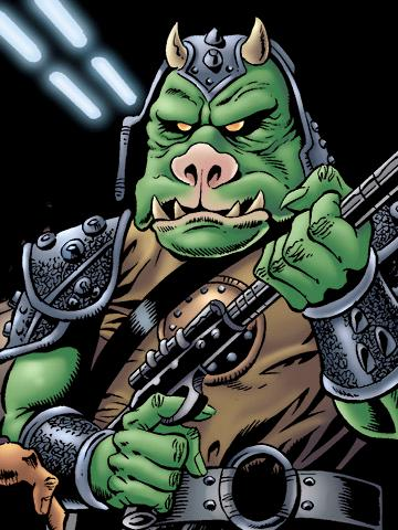 Tront (Gamorrean Pirate)