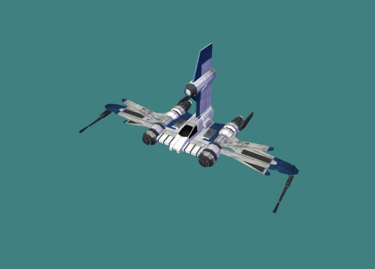 Slayn and Korpil V-170 Starfighter
