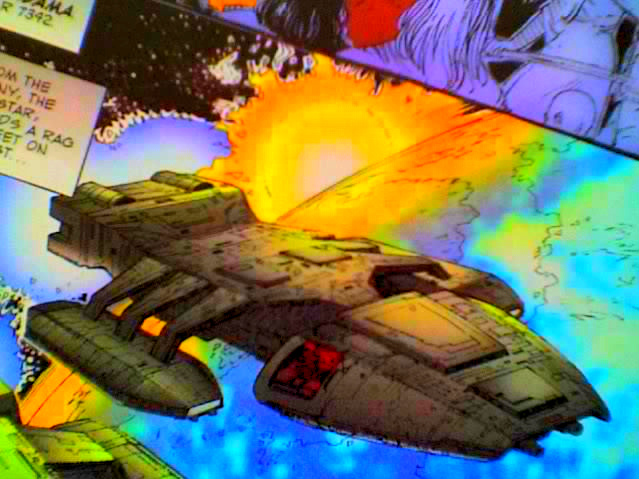 Battlestar Pegasus (War of Eden miniseries)