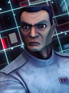 Wolffe (Clone Trooper Commander)