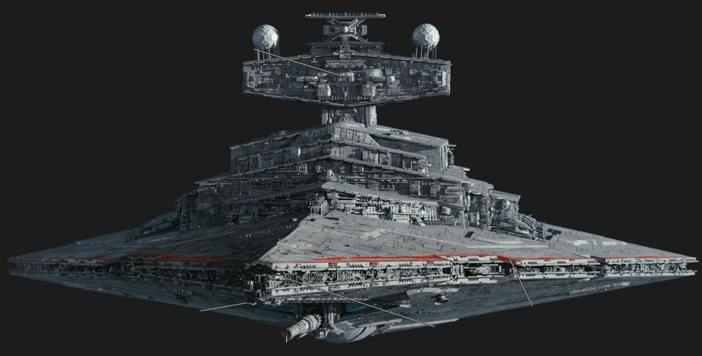 Kuat-Entralla Engineering Xyston-class Star Destroyer