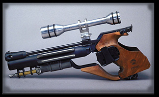 Naboo Palace Guard Pistol