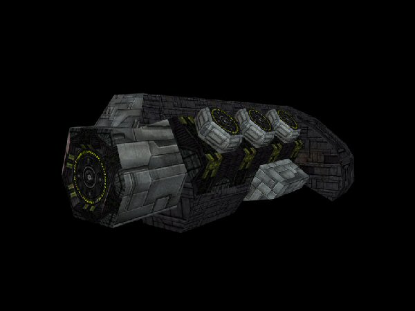 Galactic Terran Alliance Argo Class Transport