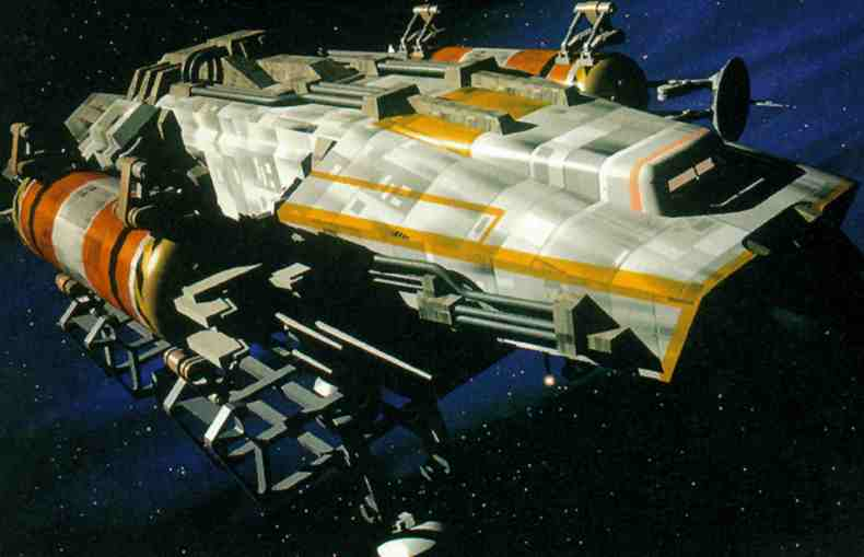 The Skydancer (Crew Shuttle Variant)