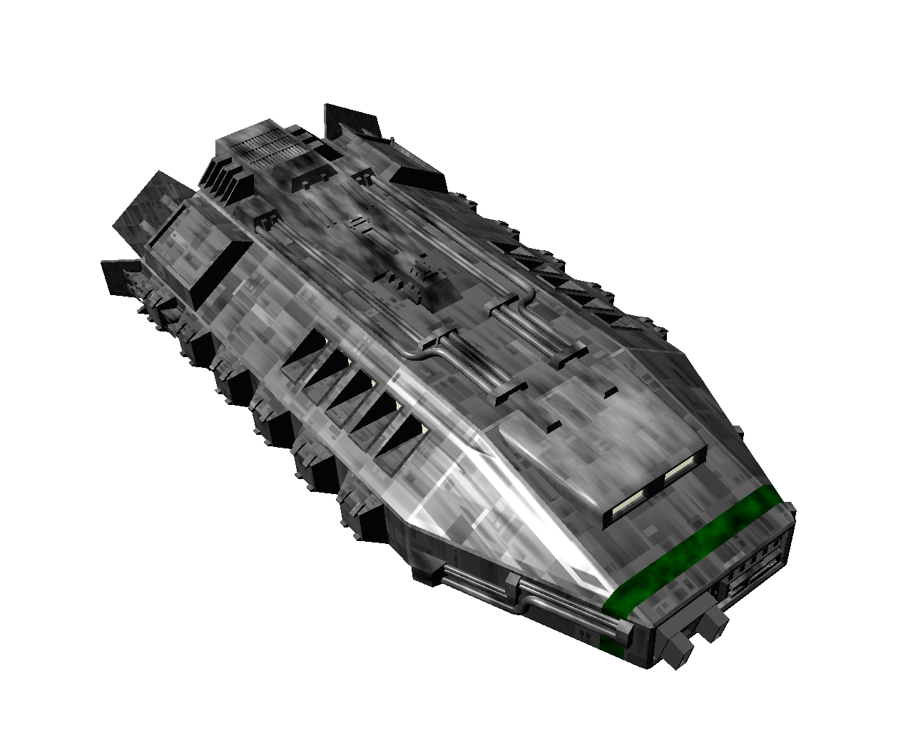 Earth Alliance/Earthforce Crew Shuttle