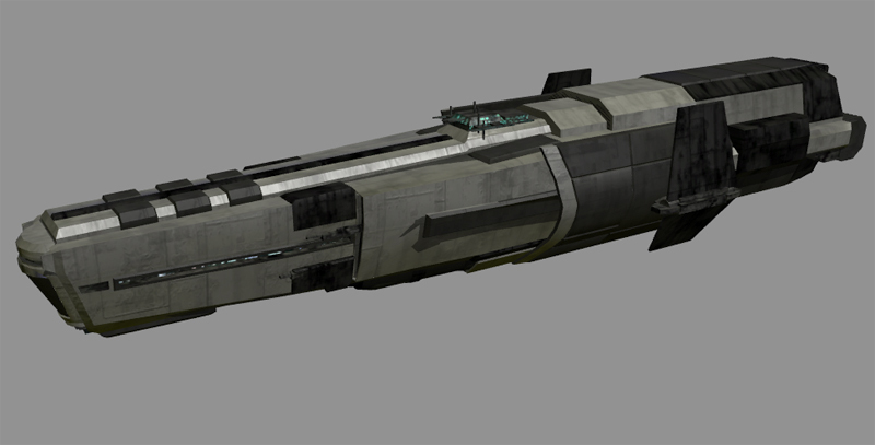 Bothan Assault Cruiser