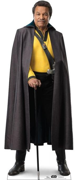 Landonis Balthazar Calrissian (as of The Rise of Skywalker)