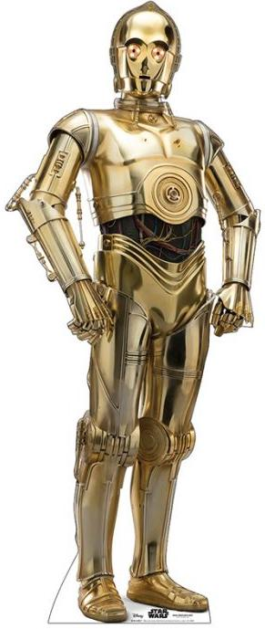 See-Threepio (C-3PO) (as of Rise of Skywalker)