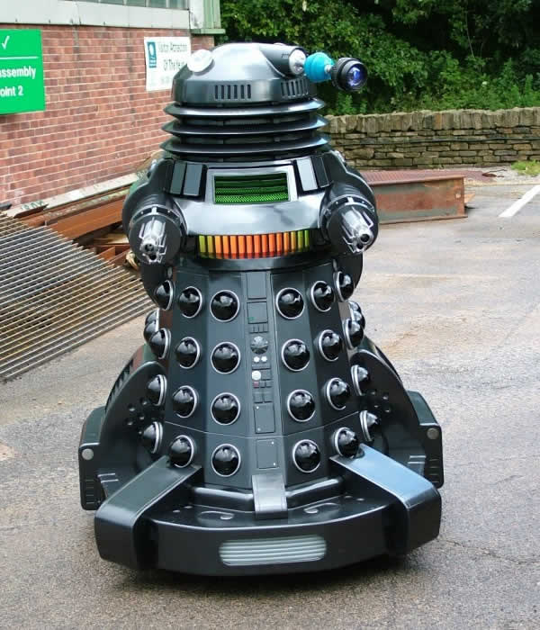 Time War Era Special Weapons Dalek