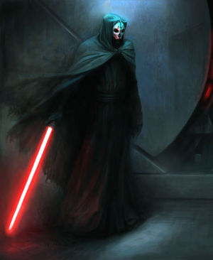 Darth Nihilus (Dark Lord of the Sith)