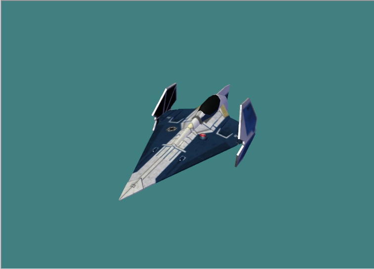 Kuat Systems Engineering Delta-Eta Hybrid Starfighter