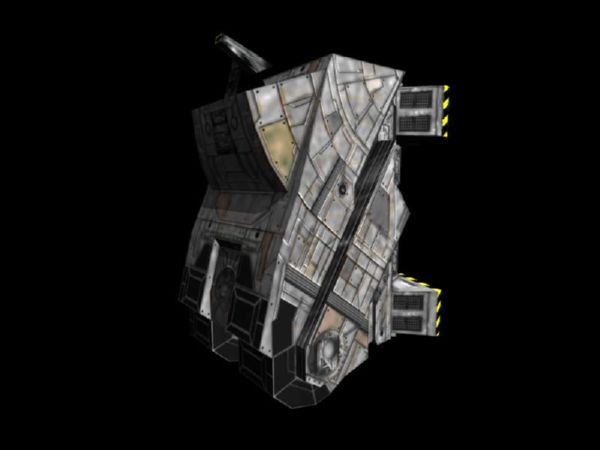 Galactic Terran Alliance Elysium Class Transport