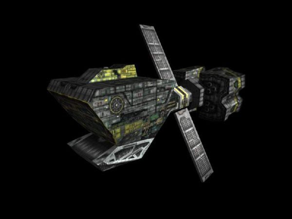 Galactic Terran Alliance Faustus Class Science Ship
