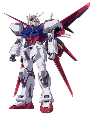 Strike Gundam (Aile Striker Pack)