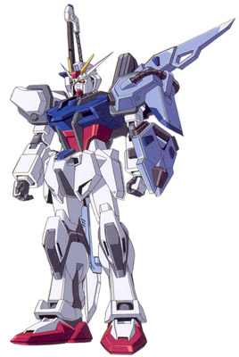 Strike Gundam (Sword Sriker Pack)
