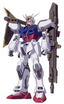 Strike Gundam (Launcher Striker Pack)