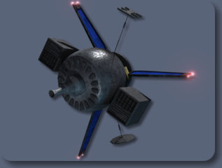 Earthforce Aegis Orbital Defense Platform