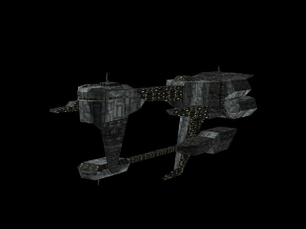 Galactic Terran Alliance Hippocrates Class Medical Ship