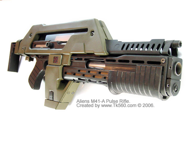 M41-A Pulse Rifle