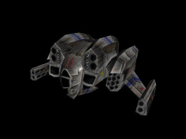 Galactic Terran Alliance Myrmidon Class Fighter