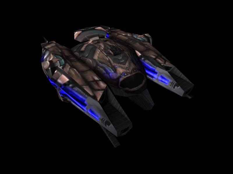 Parliamentary Vasudan Alliance Osiris Class Bomber