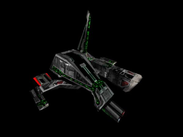 Shivan Scorpion Class Fighter