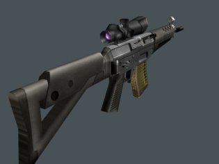 Mestic sg552 Assault Rifle