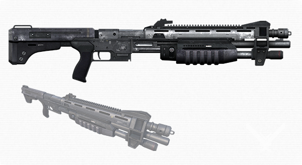 M45 Tactical Shotgun