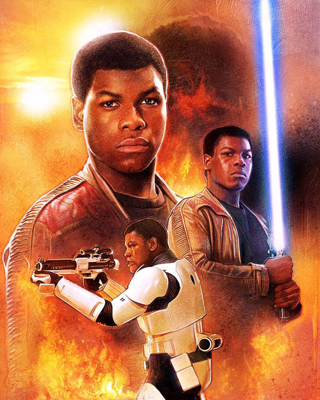 Finn (As of The Last Jedi)