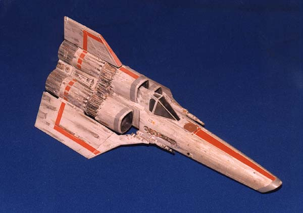 Colonial Viper Fighter (Original Series)